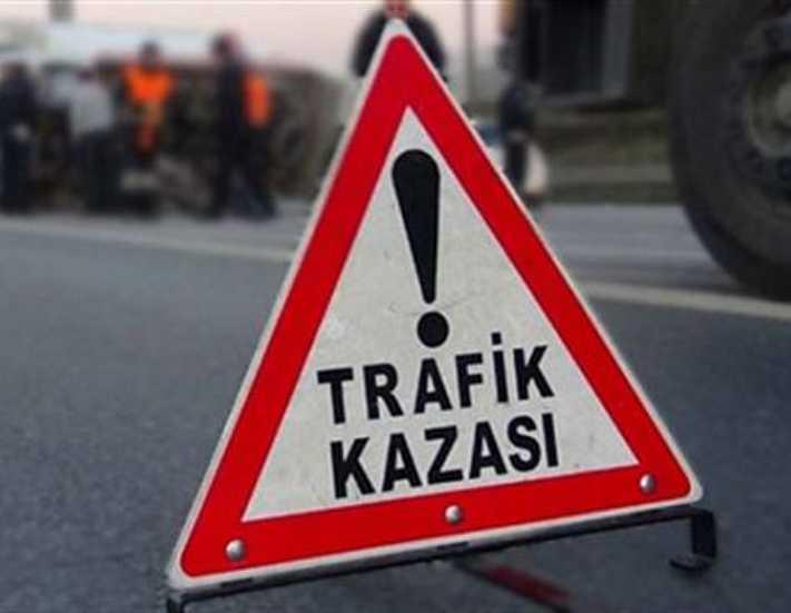 Antalya'datur minibüsü kazası