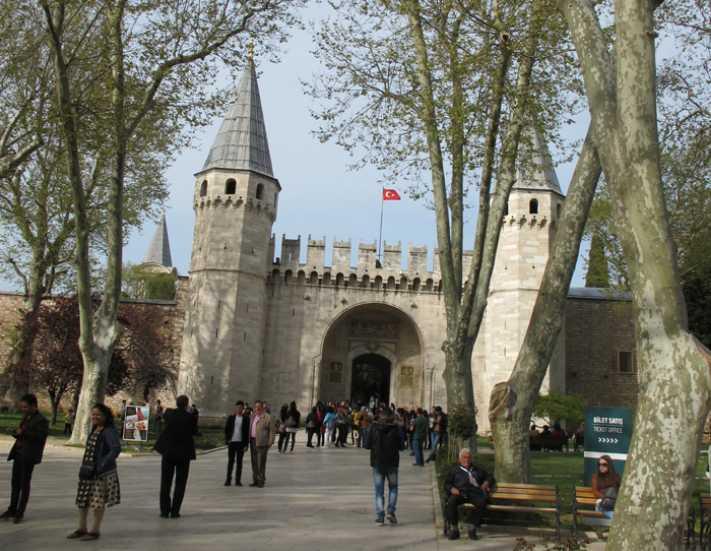 İnsanı her zaman heyecanlandıran bir şehir...İstanbul (1)