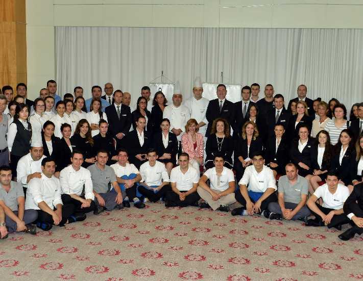 Wyndham Grand İzmir Özdilek ödüle doymuyor