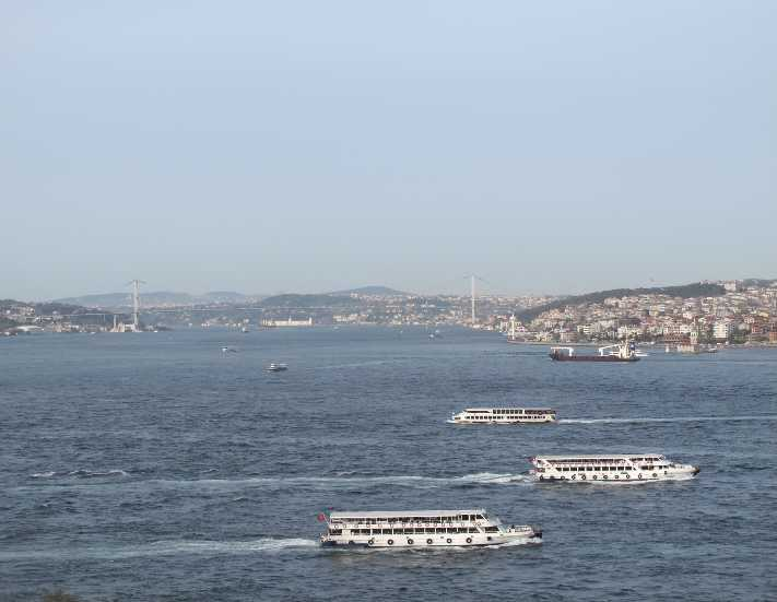 İstanbulun Sarayburnu'nda Tarihi Yaşamak...(2)