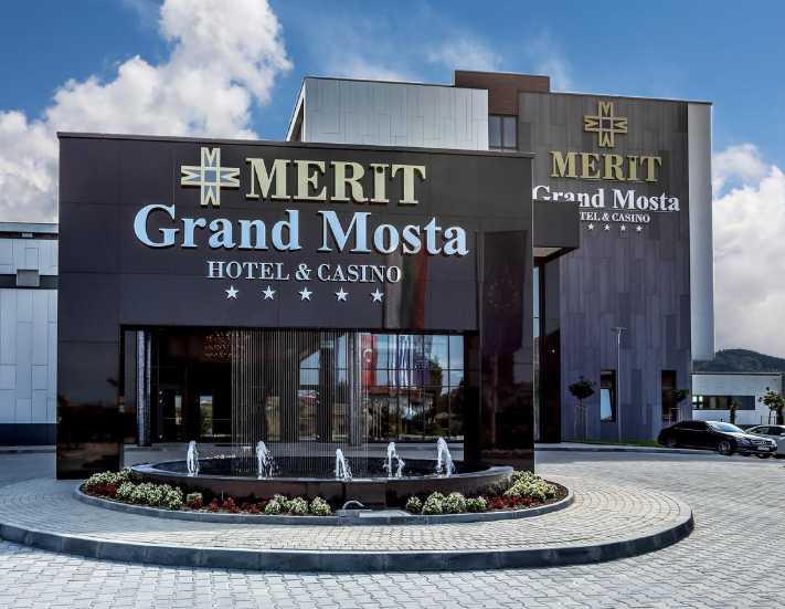 Merit Avrupa'daki ilk otelini Bulgaristan'da açtı