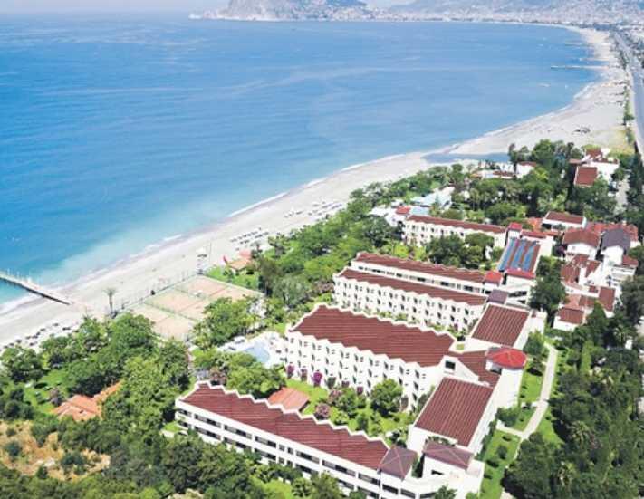 Doğuş'un Alanya'daki otelini Meeting Point işletecek