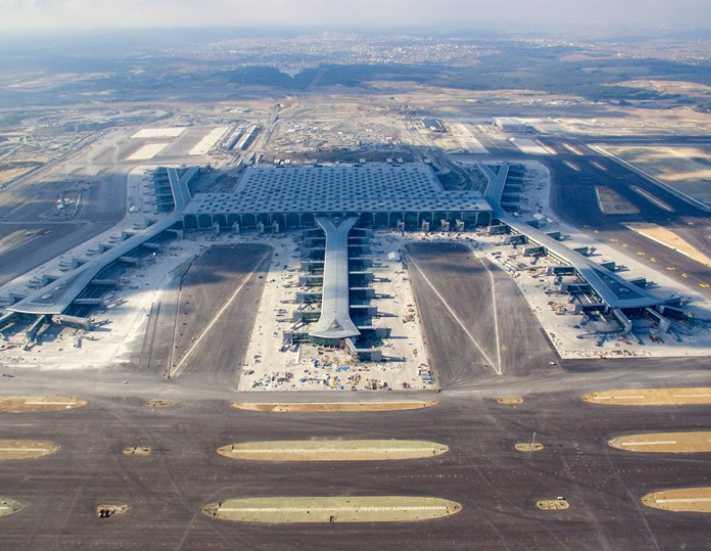 3'üncü havalimanından ilk uçuşun rotası belli oldu