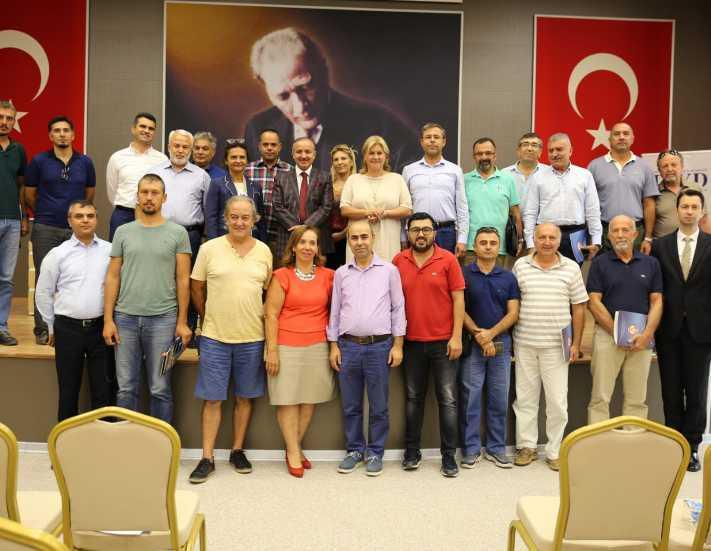 TTYD'den Turizm Tesislerinde İmar Barışı Uygulamaları semineri