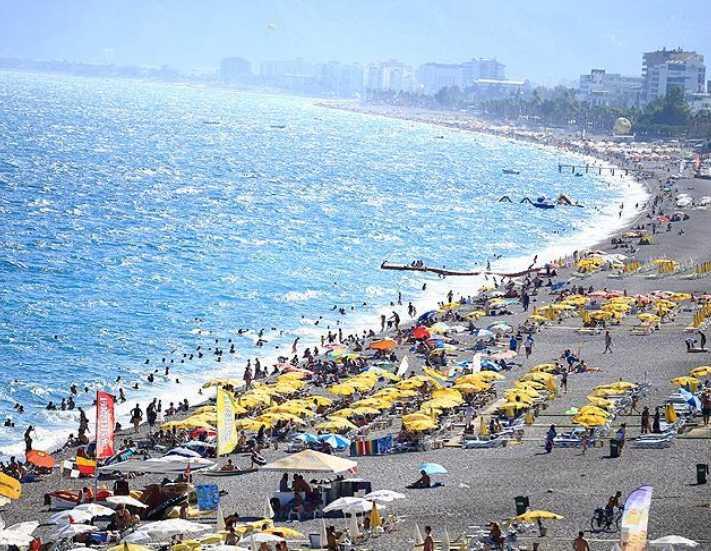 Antalya Mallorca'yı geçti