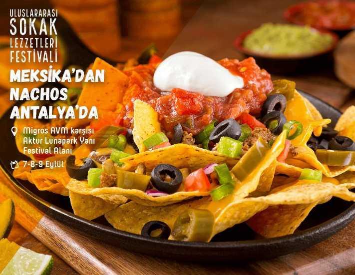 Dünya lezzetleri Antalya'da buluşacak