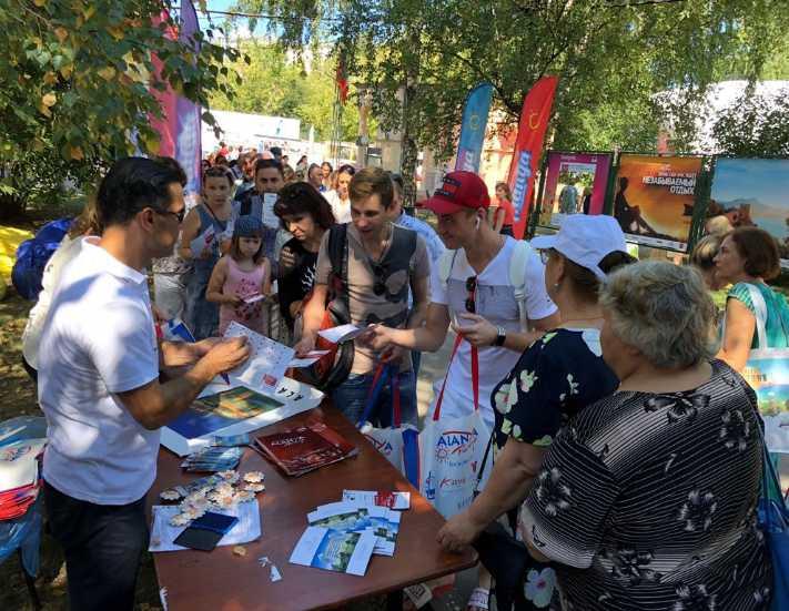 Rusya'da Alanya'ya büyük ilgi