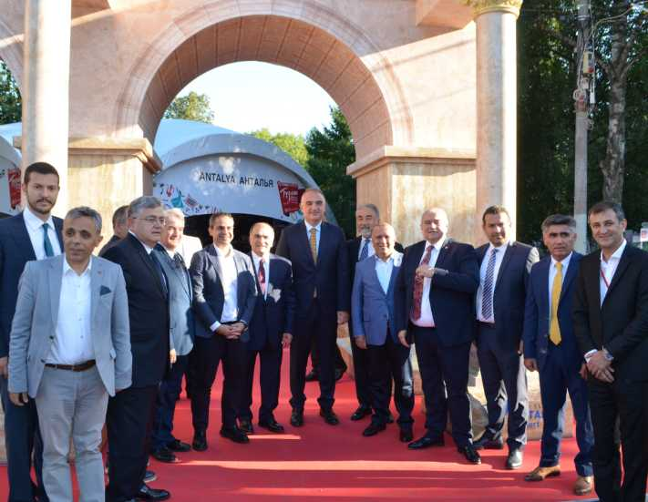 Türkiye tanıtımına önemli destek