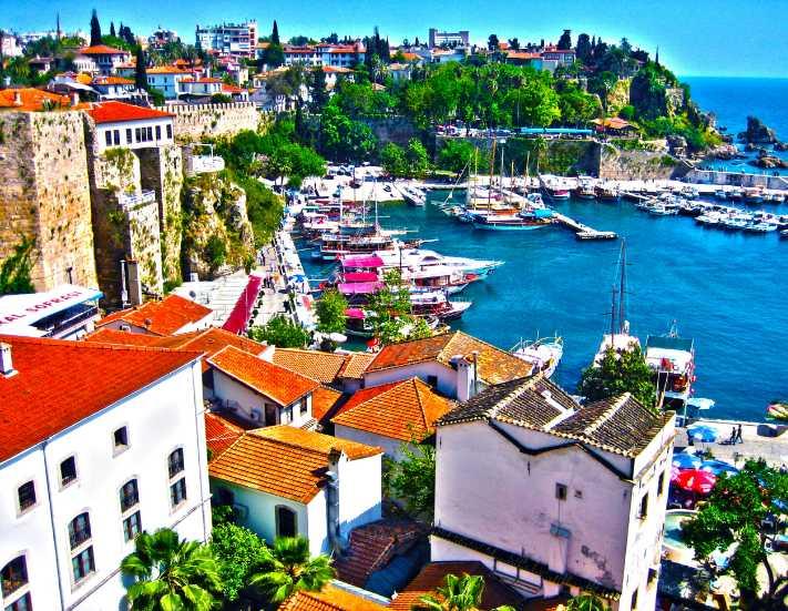 Yakıcam Antalya'yı!