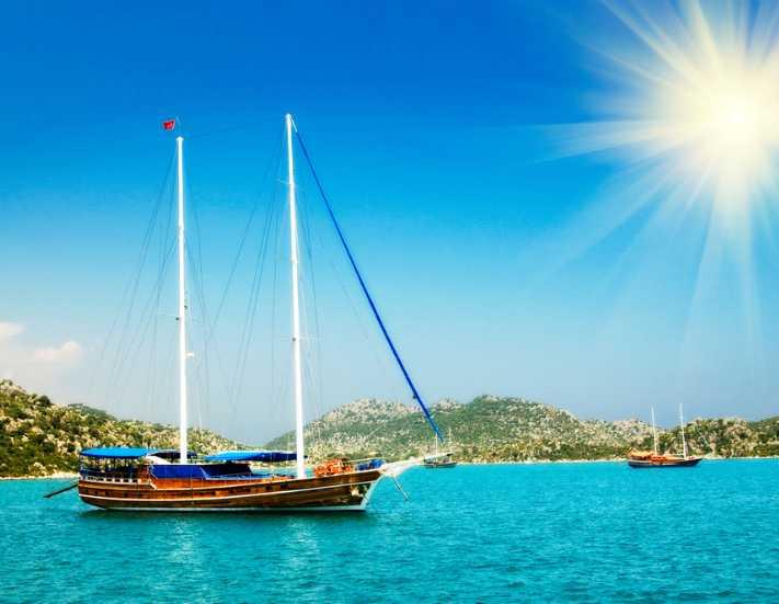 Türk turizmi patladı dünya turizmi taştı