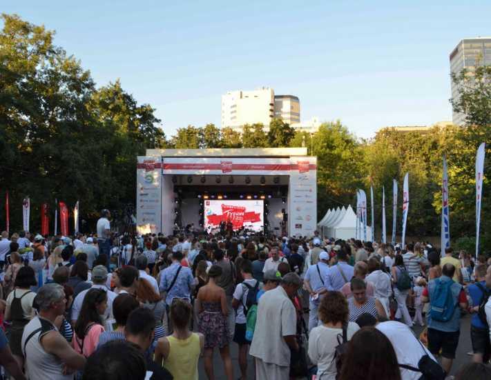 Türkiye Festivali diğer ülkelere örnek oldu