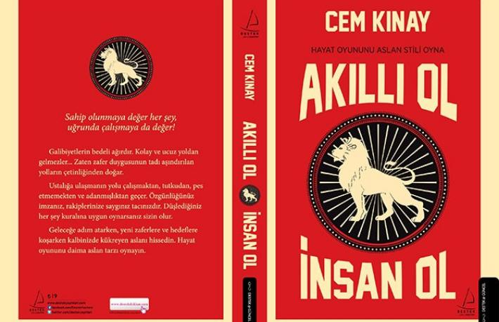 Cem Kınay'ın deneyimlerini aktardığı kitabı çıktı