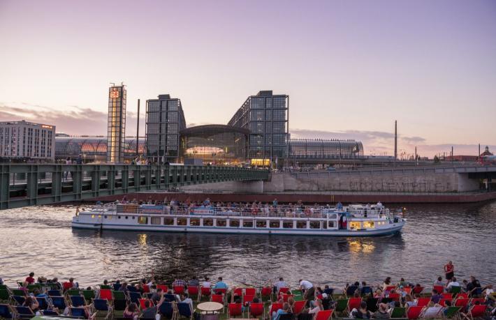 Berlin ilk yarıda 6,4 milyon ziyaretçi ağırladı