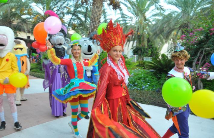 Rixos Premium Tekirova Çocuk Olimpiyatları'na ev sahipliği yaptı