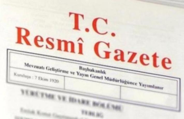 Kültür ve Turizm Bakanlığı'nda görevden alma ve atamalar