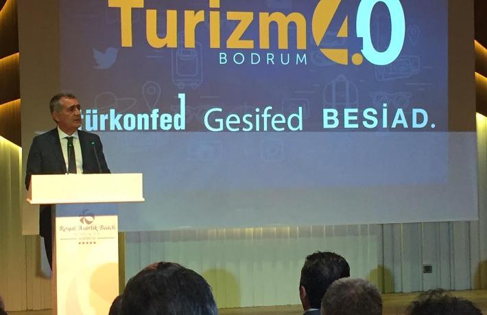Turizm 4.0 Zirvesi Bodrum'da yapıldı