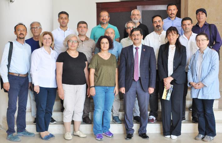 Turizm Bakanlığı uzmanları halk kültürünü araştırıyor