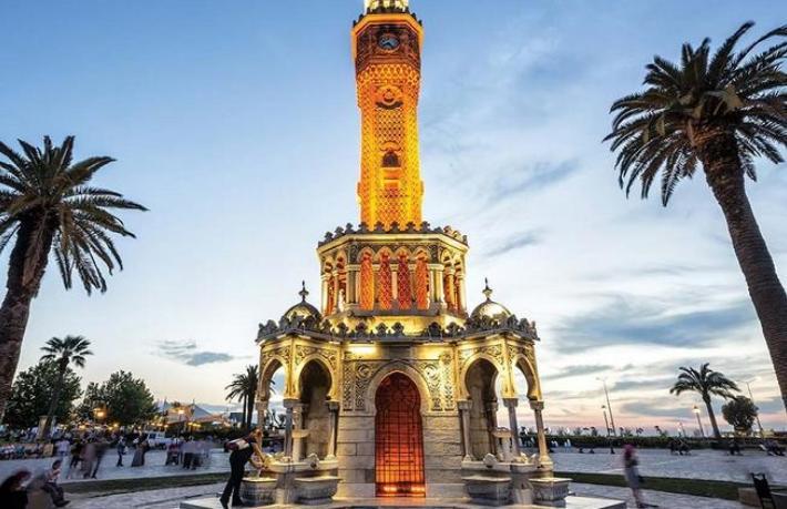 İzmir'in tanıtım filmi Youtube'da viral oldu
