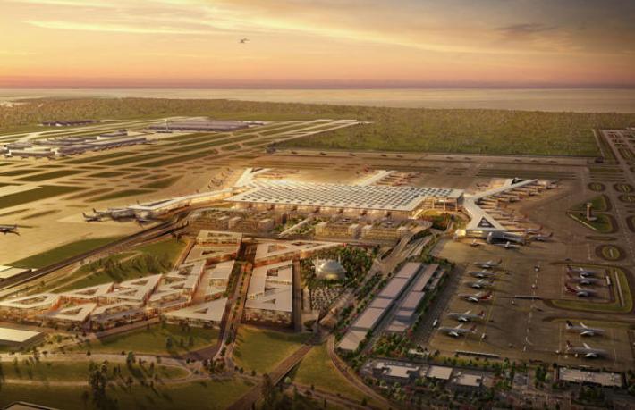 3'üncü havalimanı taşıma ihalesi iptal edildi