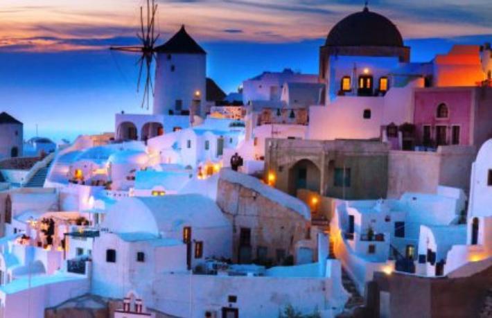 Yunanistan'ın turizmgelirinde artış