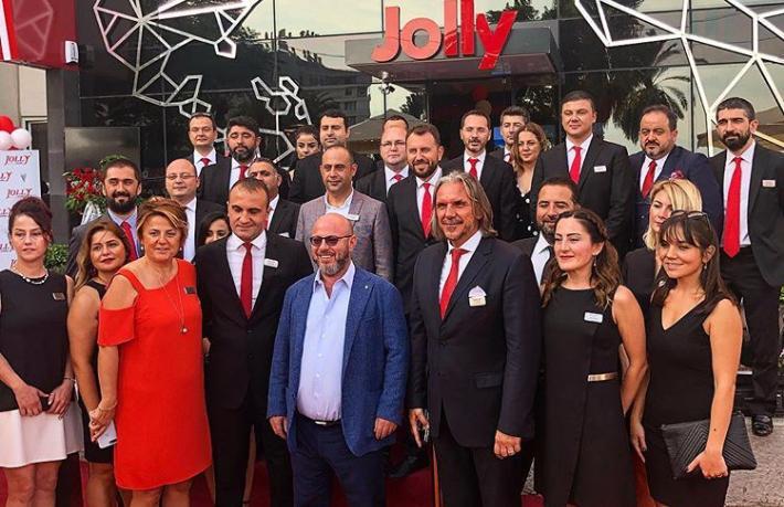 Jolly Tur Antalya Genel Merkezi törenle açıldı