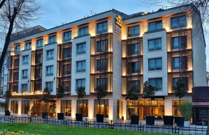 Dosso Dossi'den Yenikapı'ya 10 Milyon Dolarlık otel