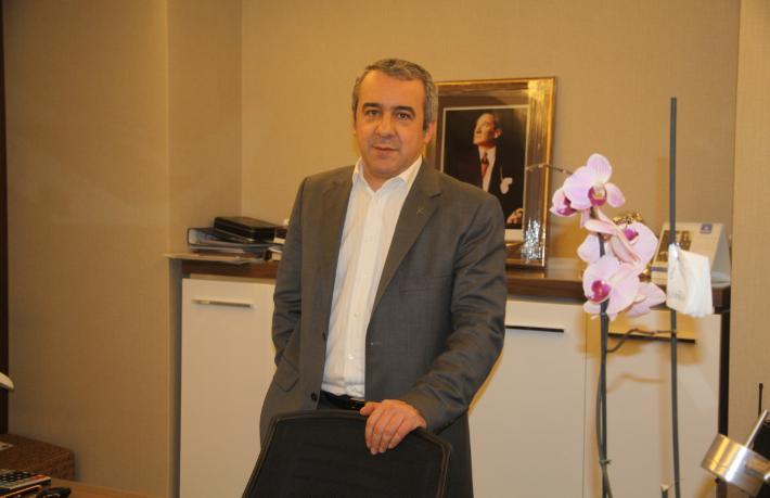 Haluk Otçu, Alara Star Hotel'den ayrıldı