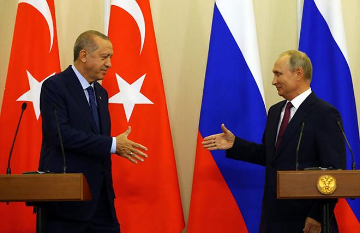 Cumhurbaşkanı Erdoğan'dan 'Vizesiz Rusya' vurgusu