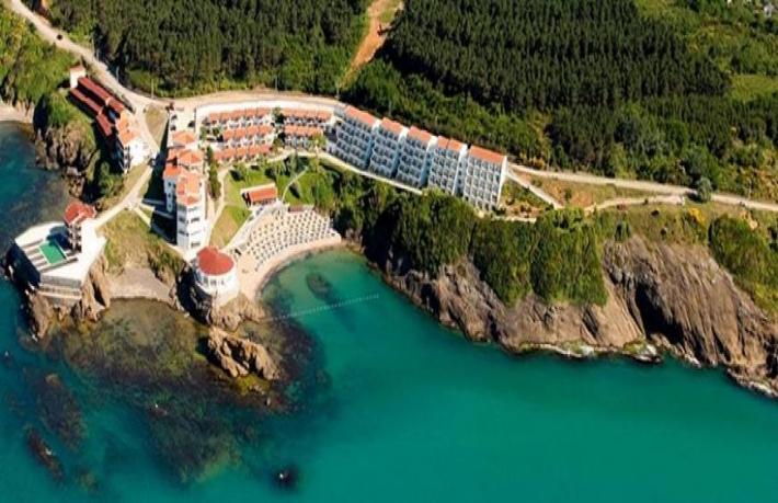 Riva Legend Hotel'in arsası yeniden satışta