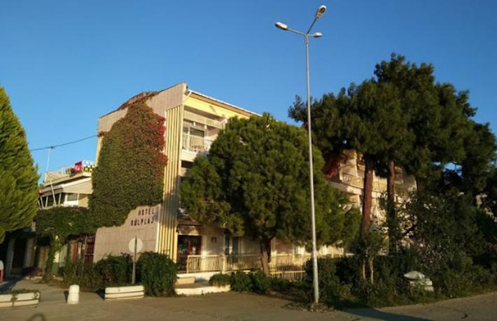 Türkiye'nin ilk turizm belgeli otelihala ayakta