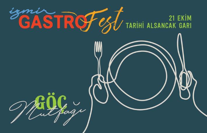 Gastronomi dünyasının kalbi İzmir'de atacak