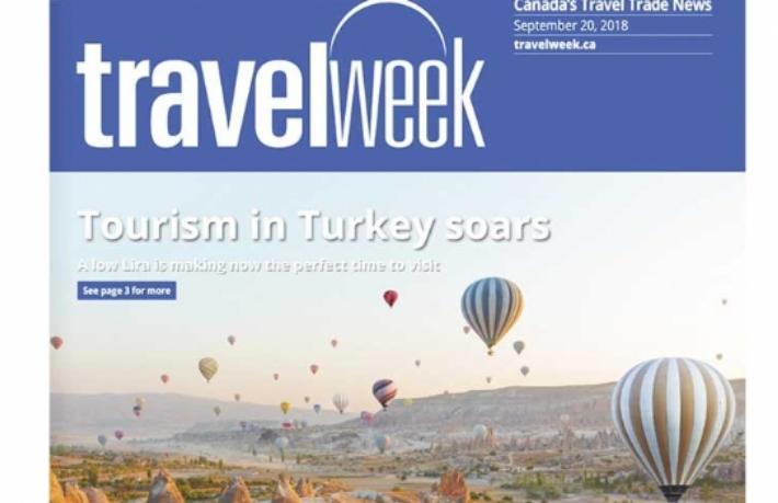 Travelweek Türk turizmini göklere çıkardı