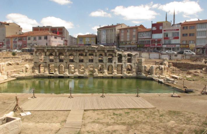 Roma Hamamıyla Ünlenen Şehir: Sarıkaya