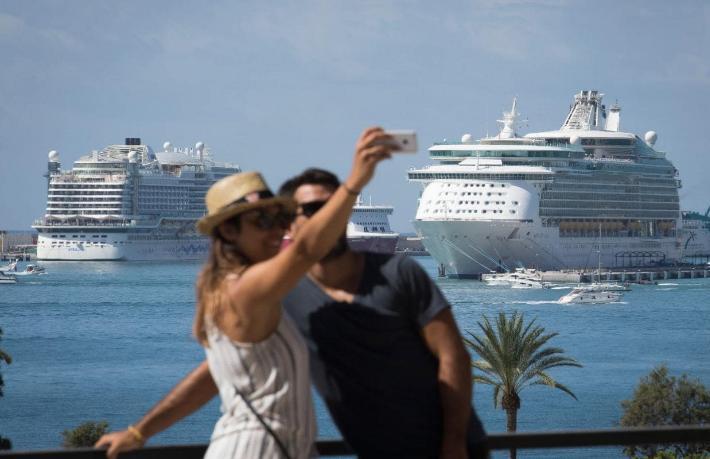 Mallorca halkı da turist istemiyor