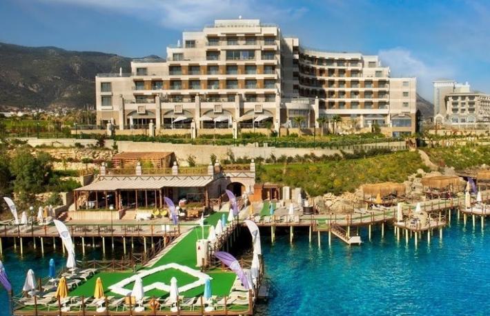 Merit Hotels 2017'nin vergi şampiyonu oldu