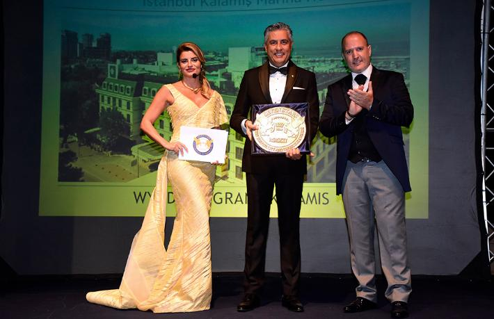 Wyndham Grand İstanbul Kalamış'a Avrupa'nın İş Oteli Ödülü