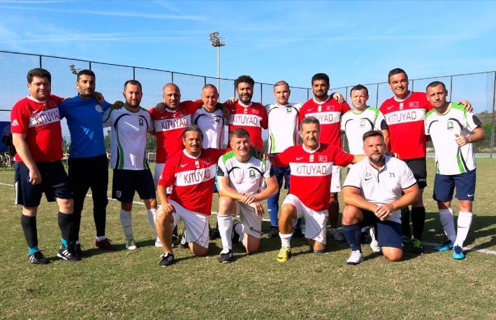 KITUYAD en centilmen takım seçildi