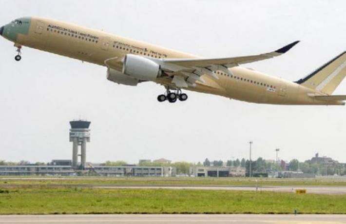 Dünyanın en uzun aktarmasız uçuşu bugün yapılıyor