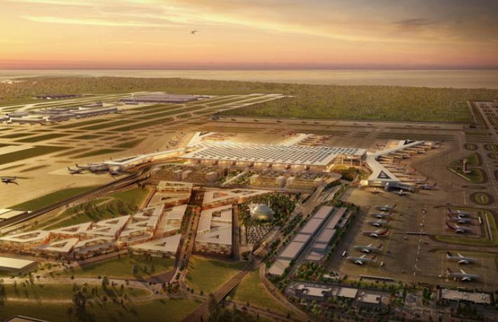 Yeni Havalimanı'nda ilk uçuş fiyatları belli oldu