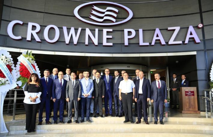 Crowne Plaza Kapadokya Nevşehir hizmete girdi