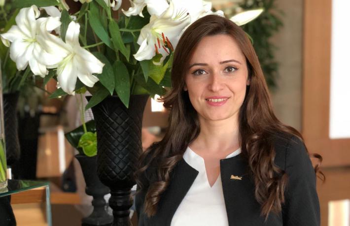 Radisson Blu Hotel Kayseri'ye yeni Rezervasyon Müdürü