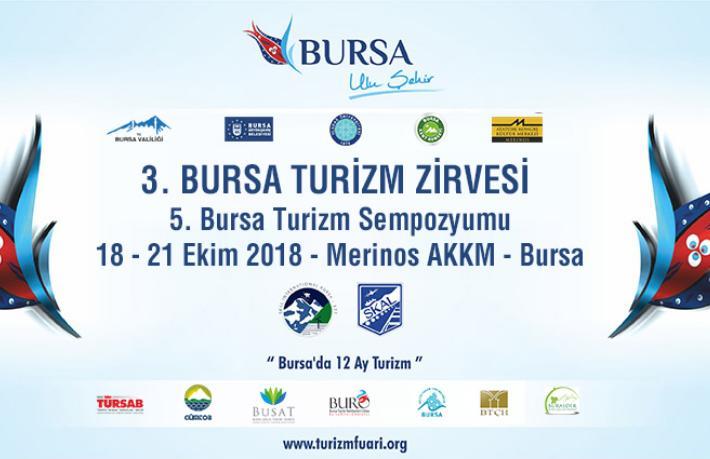 Turizm sektörünün kalbi Bursa'da atacak