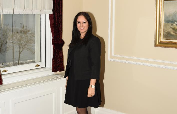 BW Plus The President Hotel & BW Citadel Hotel'e yeni Satış Müdürü