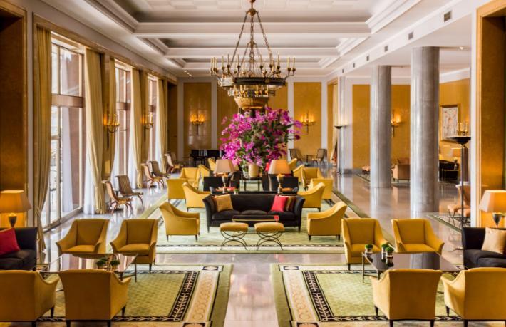Avrupa'nın en iyi otelleri listesinde 2 Türk oteli
