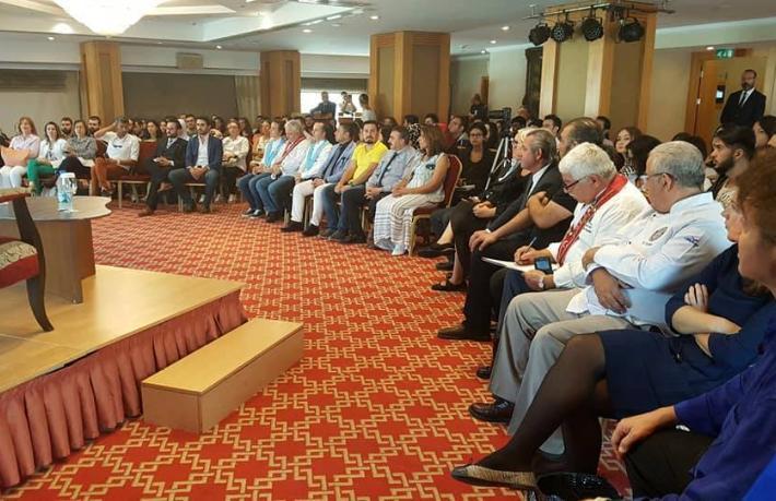 Foça Turizm Fakültesi'nden konferans dizisi