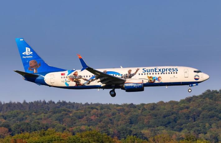 Lufthansa'nın bıraktığı yerden Sunexpress başlıyor
