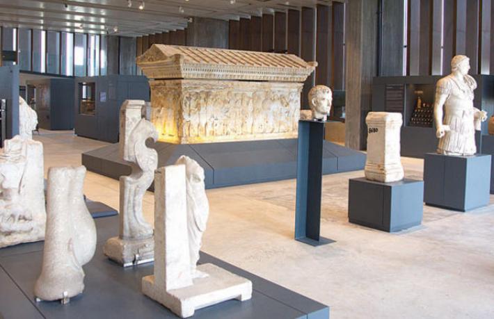 Korfmann'ın hayali gerçek oldu: TroyaMüzesi açıldı