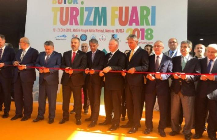 Bursa 3'üncü Turizm Zirvesibaşladı