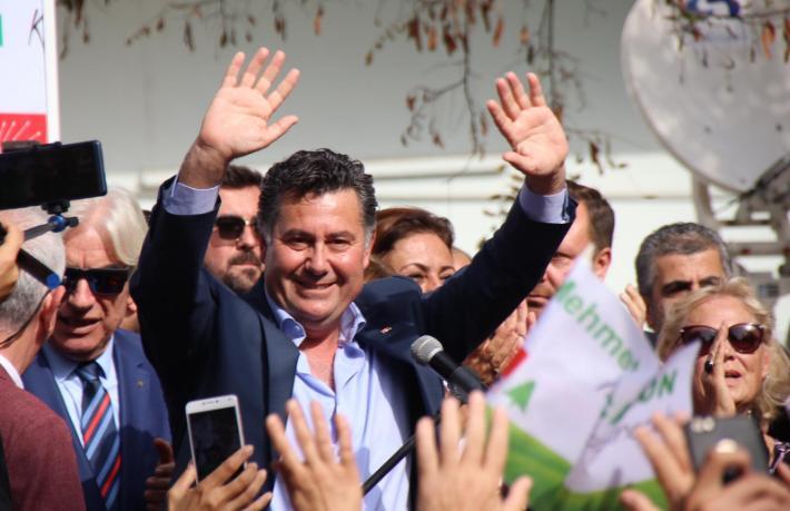 Mehmet Kocadon Muğla Büyükşehir Belediye Başkanı adayı
