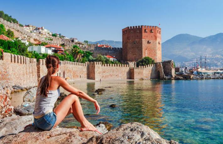 Antalya rekora adım adım yaklaşıyor